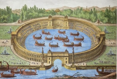 colosseum sea battle