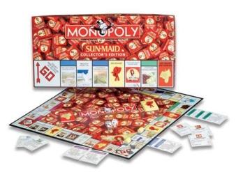sunmaid monopoly