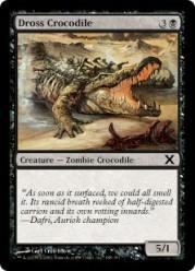 drosscrocodile
