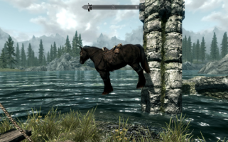 horsefloatskyrim