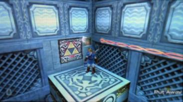 ocarinaoftimewatertempletriforce