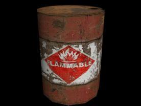 explosive-barrel